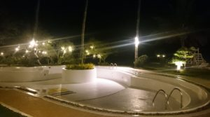 microtel palawan プール