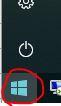 Windowsメニューボタン