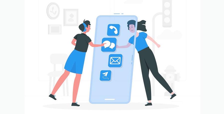 メールやチャットツールのアイキャッチ画像